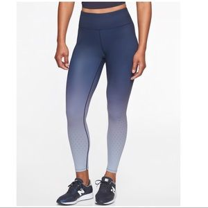Athleta Contender Aero 7/8 Tight NWT XS, M #291705